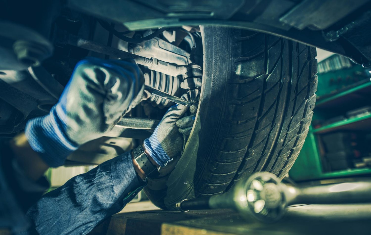 6 Issues Caused By Suspension Problems