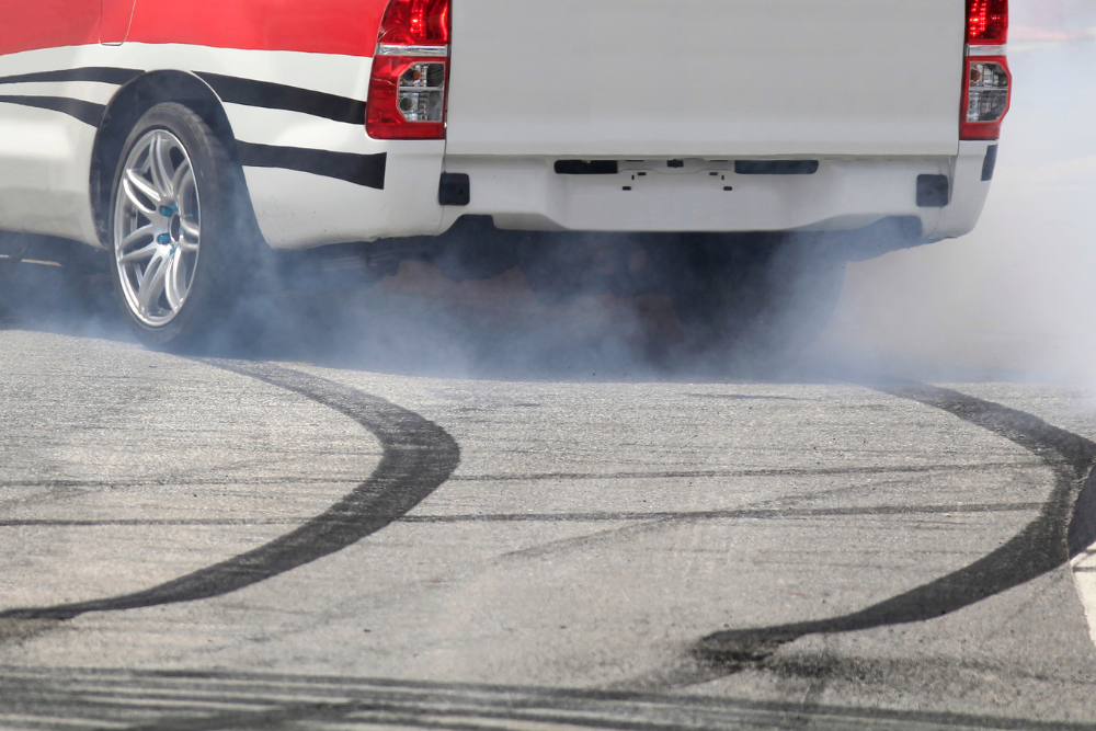 Squealing Brakes Could Be Overheating Brakes